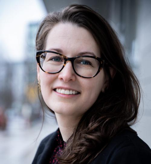 Samantha Falk, Ph.D.