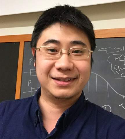 Hao Wu – Ph.D.