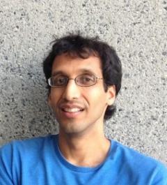 Arjun Raj – Ph.D.