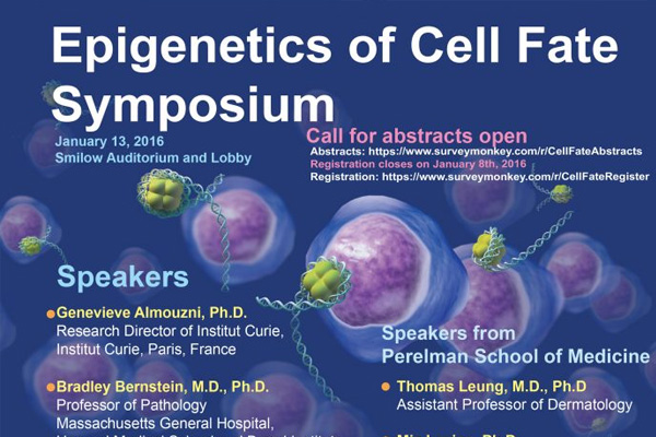 Epigenetics of Cell Fate Symposium
